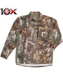 10X® Ultra-Lite Long Sleeve Shirt - REAL TREE XTRA (AX9)