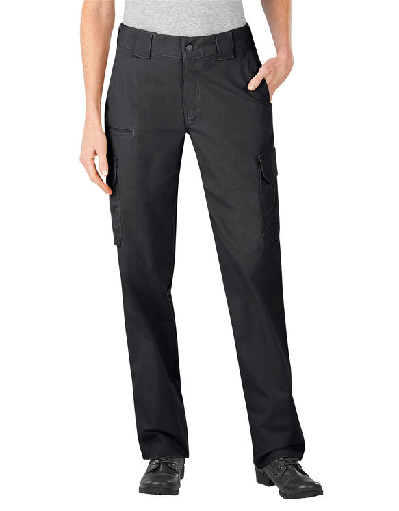 Women's Tactical Stretch Ripstop Pant - BLACK (BK)