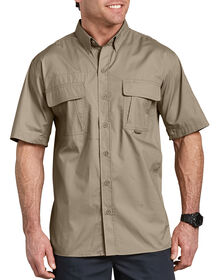 Tactical Ventilated Ripstop Short Sleeve Shirt - DESERT SAND (DS)