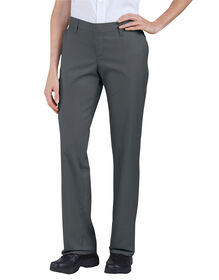 Women's Premium Relaxed Straight Flat Front Pant