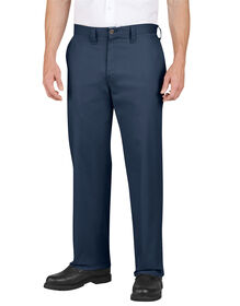 Industrial Cotton Flat Front Pant