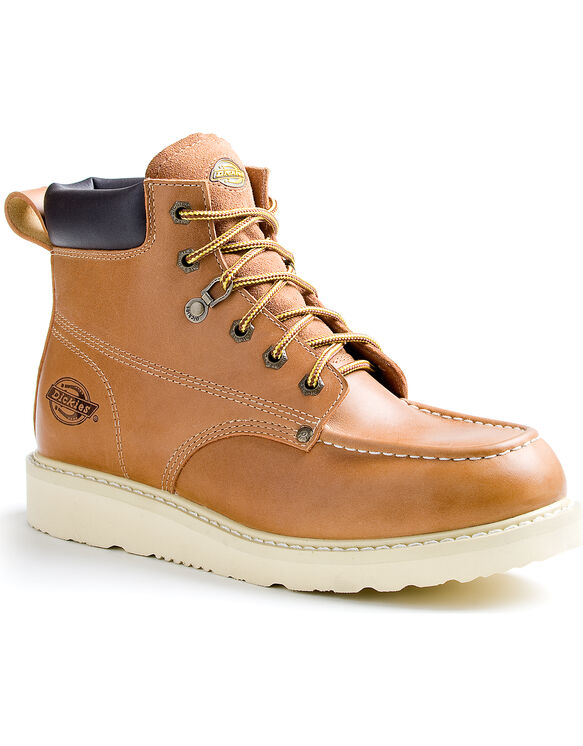 Men's Trader Plus Work Boots - TAN (FTN)