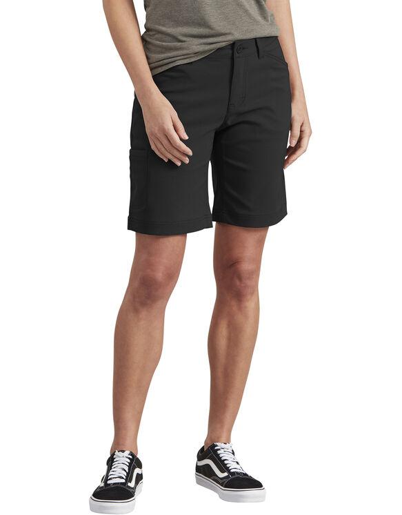 Women's Performance Bi-Stretch Short - BLACK (BK)