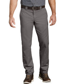 Flex Slim Fit Taper Leg Work Pant - GRAVEL GRAY (VG)