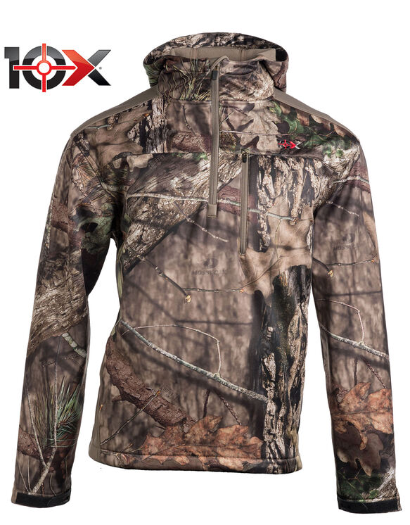 10X® X-Tech Hoodie with Scentrex® - MOSSY OAK BREAKUP COUNTRY (MC9)