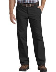 Dickies '67 Regular Fit Straight Leg Industrial Work Pant - BLACK (BK)
