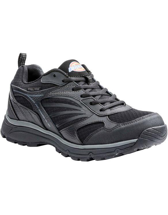 Men's Stride Steel Toe Work Shoe - BLACK (BLK)