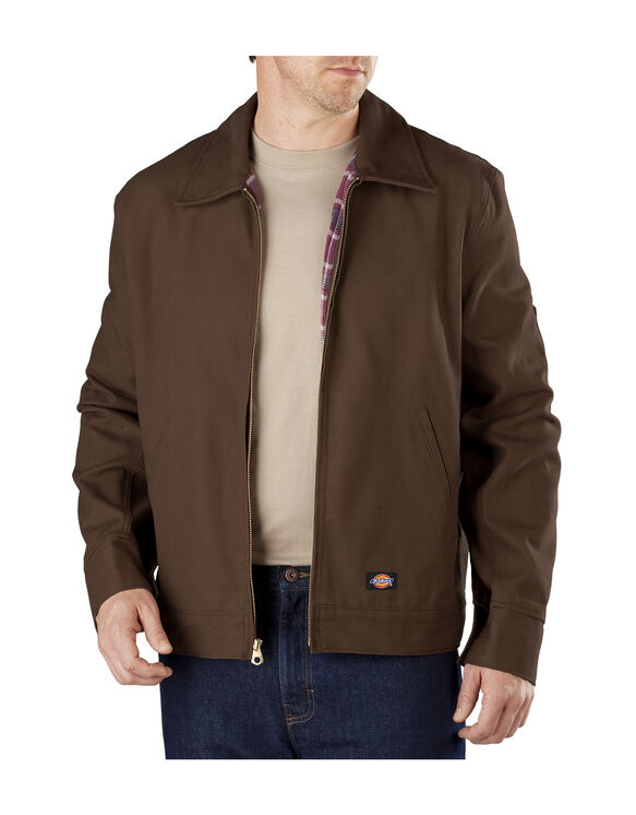 Duck Eisenhower Jacket - TIMBER BROWN (TB)
