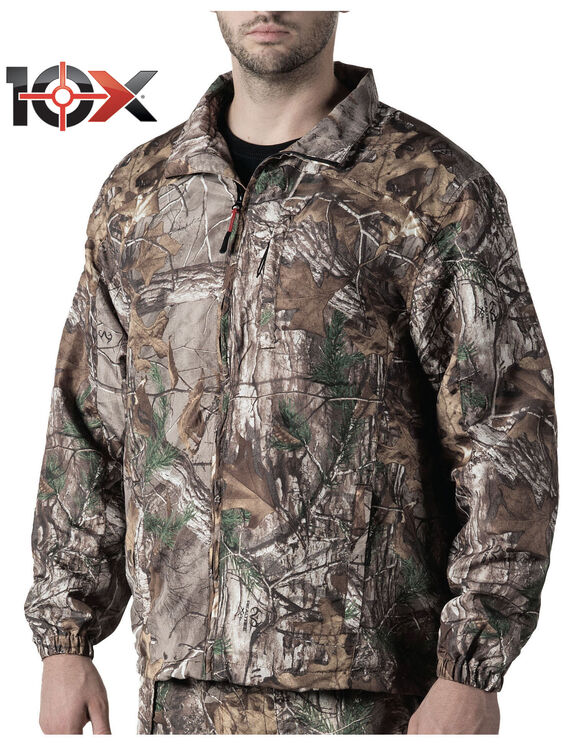 10X® Ultra-Lite Packable Jacket - REAL TREE XTRA (AX9)