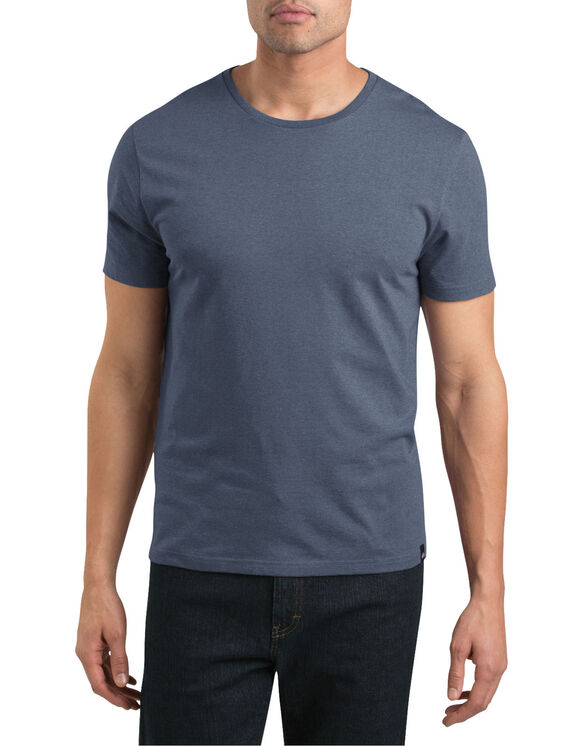 Slim Fit Short Sleeve Tee - STARGAZER HEATHER (ZGH)