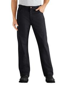 Pantalon en coutil à 6 poches - Noir rincé (RBK)