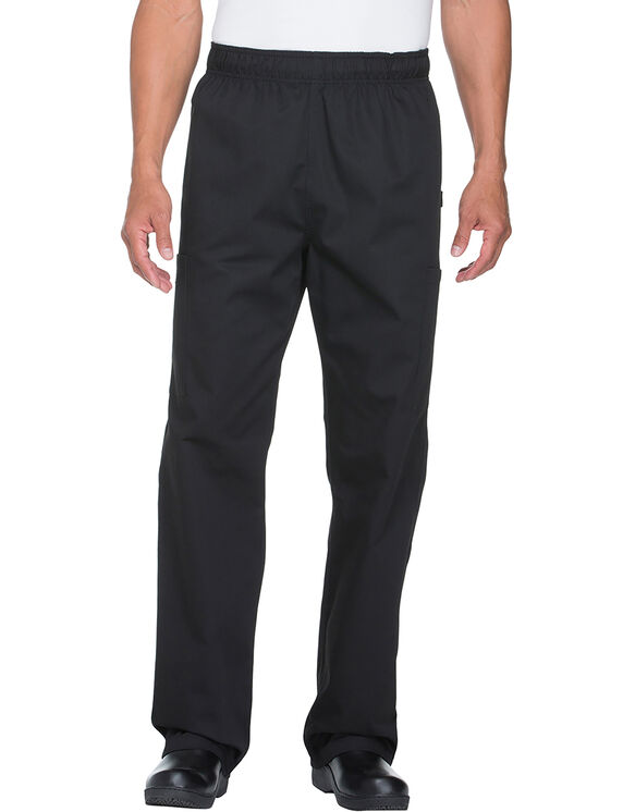 Unisex Chef Pant - BLACK (BLK)