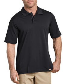Industrial Work Tech Performance Ventilated Polo - BLACK (BK)