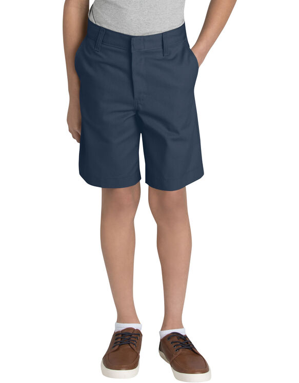 Adult Sized Flat Front Short