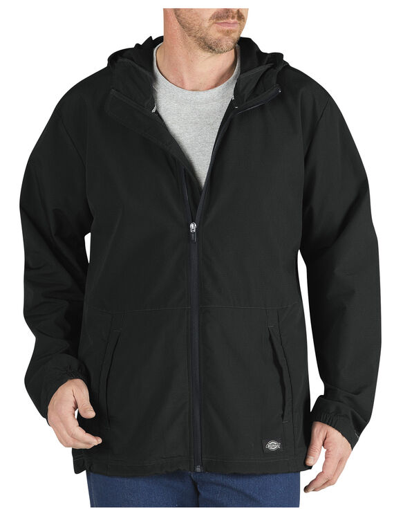 Performance Softshell Light Jacket - BLACK (BK)