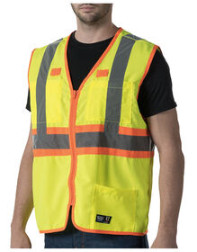 Walls® ANSI II Premium Safety Vest - HIVIS YELLOW (VY9)