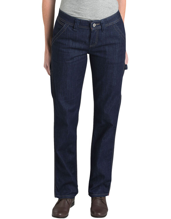 Women's Relaxed Fit Carpenter Denim Jean