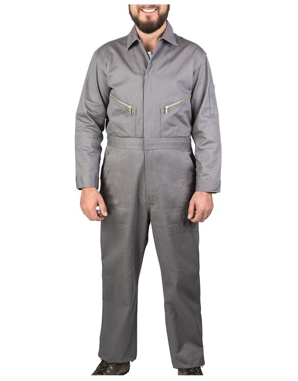 Walls® Twill Non-Insulated Coverall - GRAY (GY9)