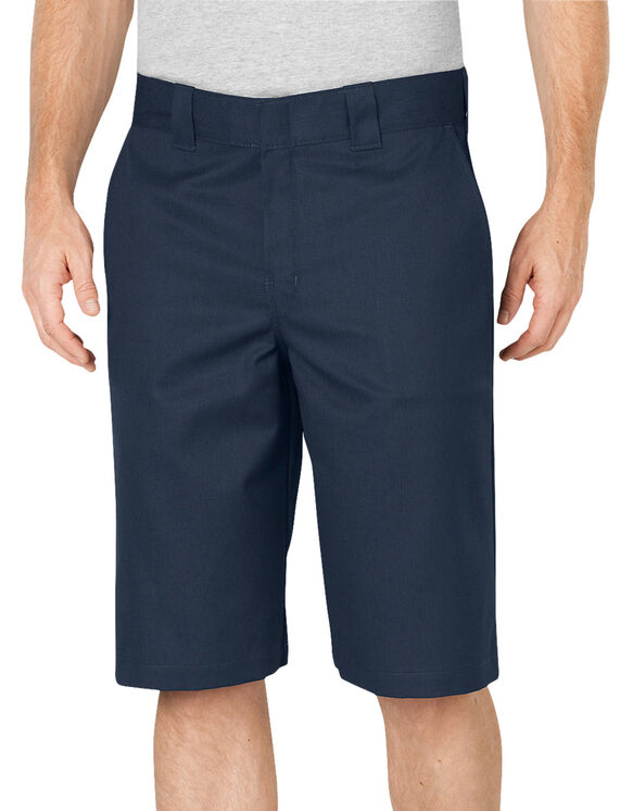 "FLEX 13"" Relaxed Fit Work Short - DARK NAVY (DN)"