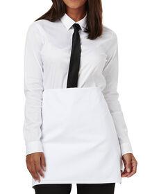 Unisex Waist Tie, Four-Way Apron - WHITE (WHT)
