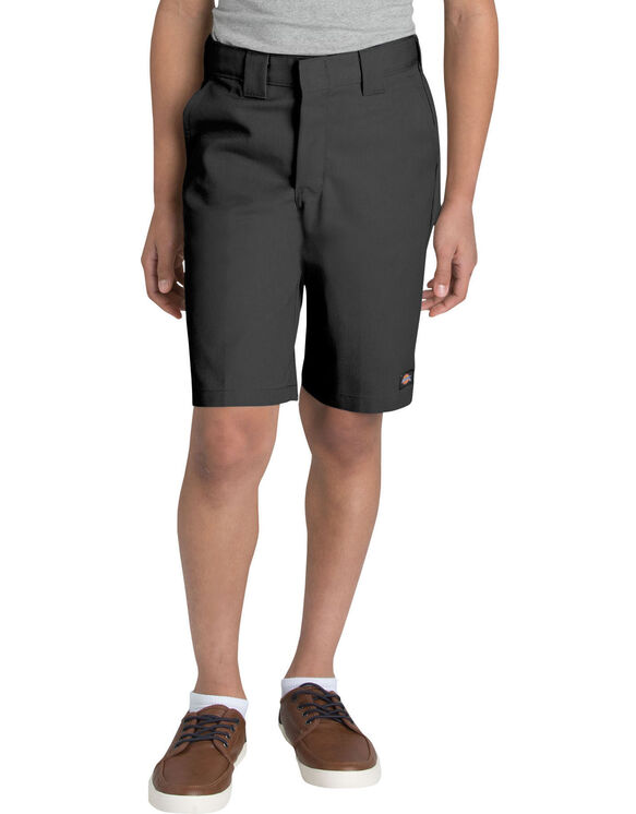 Boys' Multi-Use Pocket Short, 8-20 - BLACK (BK)