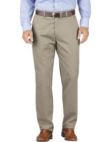 Dickies KHAKI Relaxed Fit Tapered Leg Comfort Waist Pant