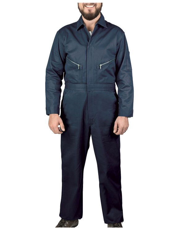 Walls® Twill Non-Insulated Coverall - NAVY (NA9)
