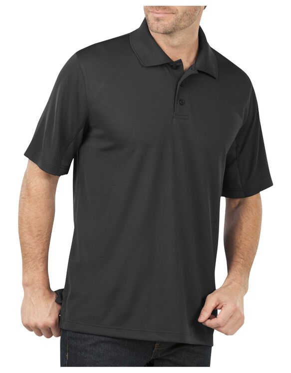 Performance Cooling Polo - BLACK (BK)