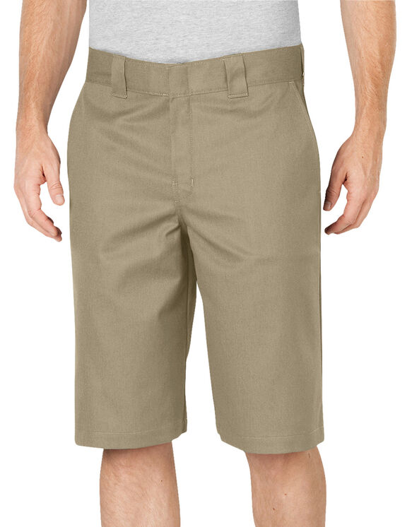"FLEX 13"" Relaxed Fit Work Short - DESERT SAND (DS)"