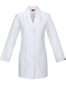 "Women's EDS 32"" Lab Coat with Certainty® - WHITE (WH)"