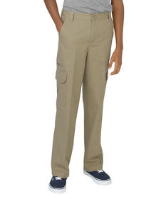 Boys' FlexWaist® Relaxed Fit Straight Leg Ripstop Cargo Pant, 4-7