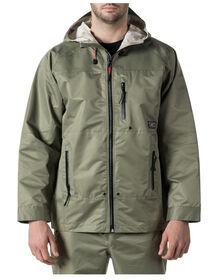 10X® Rainwear Hooded Parka - FIELD GREEN 10X (FG9)