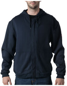 Walls® Flame Resistant Hooded Sweatshirt - NAVY (NA9)