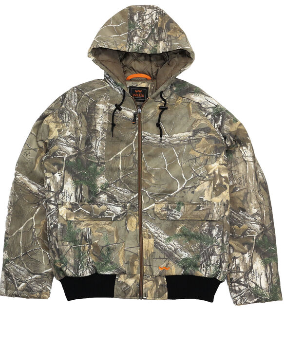 Walls® Hunt Insulated Bomber Jacket - REAL TREE XTRA (AX9)