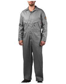 Walls® Flame Resistant Vent Back Coverall - GRAY (GY9)