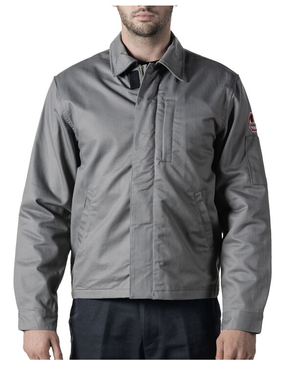 Walls® Flame Resistant Lightweight Utility Jacket - GRAY (GY9)