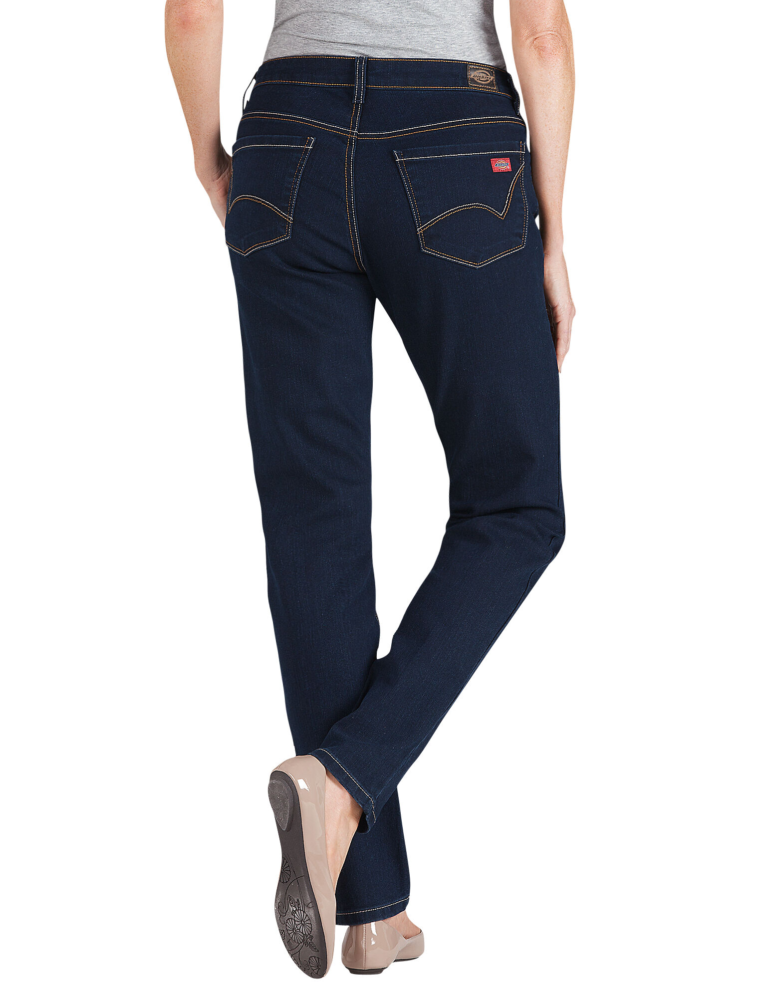 Women&39s Curvy Fit Skinny Leg Denim Jean   Womens Jeans   Dickies