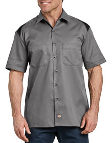 Short Sleeve Performance Team Shirt - SMOKE/ BLACK (SMBK)