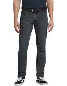 Dickies X-Series Flex Slim Fit Tapered Leg 5-Pocket Denim Jean - HERITAGE GREY DENIM (HGD)