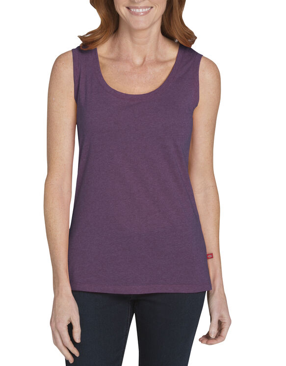 Womens' Scoop Neck Tank - CANYON SUNSET (SINGLE DYE) (CSD)