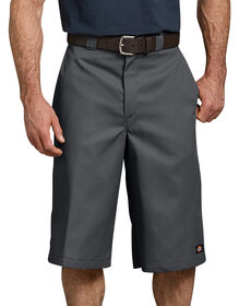 """15"""" Loose Fit Multi-Use Pocket Work Short - CHARCOAL (CH)"""
