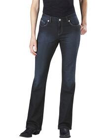 Women's Slim Boot Cut Denim Jean