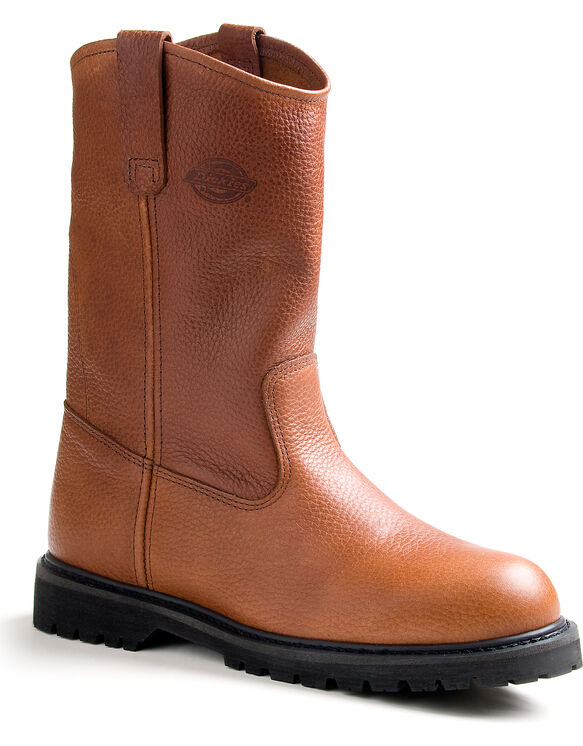 Men's Rogue Steel Toe Wellington Work Boots - COPPER KETTLE-LICENSEE (FCO)