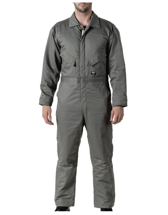 Walls® Flame Resistant Insulated Coverall - GRAY (GY9)