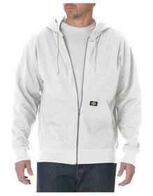 Lightweight Fleece Hoodie - WHITE (WH)