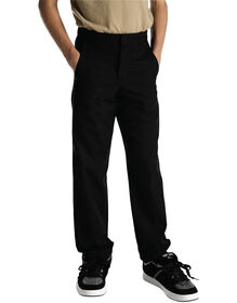 Adult Sized Classic Fit Straight Leg Flat Front Pant