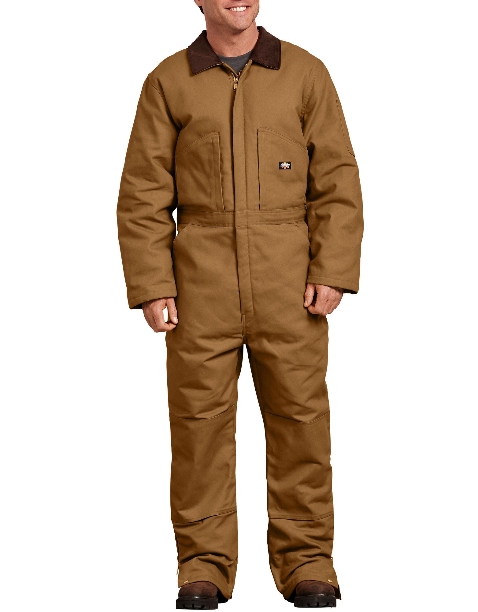Insulated Coveralls | Duck Coverall For Men | Dickies