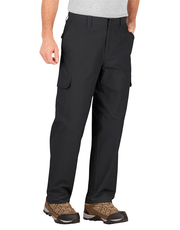 Performance Relaxed Fit Cargo Pant - BLACK (BK)