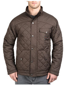 Walls® Ranch Brownwood Nylon Jacket - DARK WALNUT (DA9)