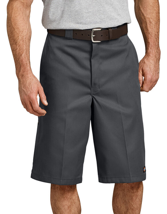 "13"" Loose Fit Multi-Use Pocket Work Short - CHARCOAL (CH)"